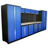 Kraftmeister NextGen Winnipeg workstation Blue
