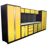 Kraftmeister NextGen Winnipeg workstation Yellow