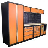 Kraftmeister NextGen Halifax workstation Orange