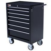 George Tools Roller cabinet 26 Blackline with 7 drawers