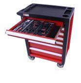 George Tools filled roller cabinet - Redline - 80pcs
