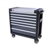 George Tools roller cabinet Greyline 38 Premium - 7 drawer