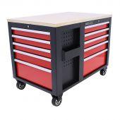 Kraftmeister roller cabinet XL Plywood Standard red