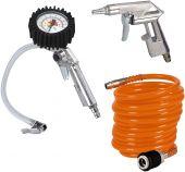 Einhell pneumatic tool set 8 bar 3 pcs