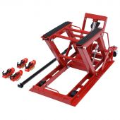 George Tools mobile ATV/motorcycle lift 680 kg hydraulic